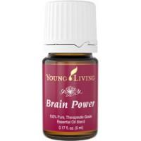 """Brain Power - Смесь эфирных масел """"Сила мышления"""""""