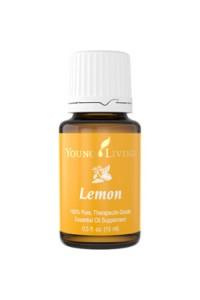 Lemon - эфирное масло лимона