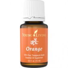 Свойства и применение эфирного масла Orange от Young Living