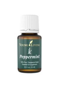 Peppermint - эфирное масло мяты перечной