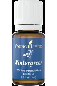Wintergreen (Гаультерия лежачая) — эфирное масло против боли