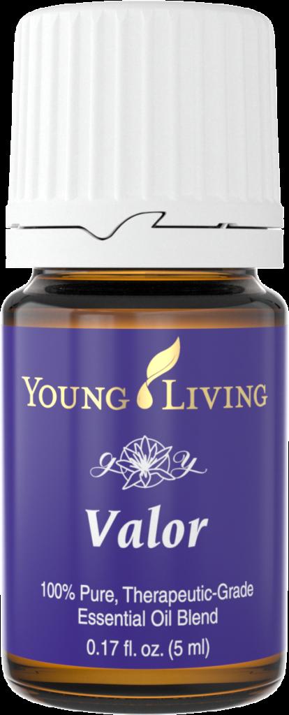 Valor — смесь эфирных масел Храбрость от Young Living